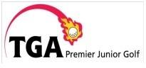 TGA Golf Logo